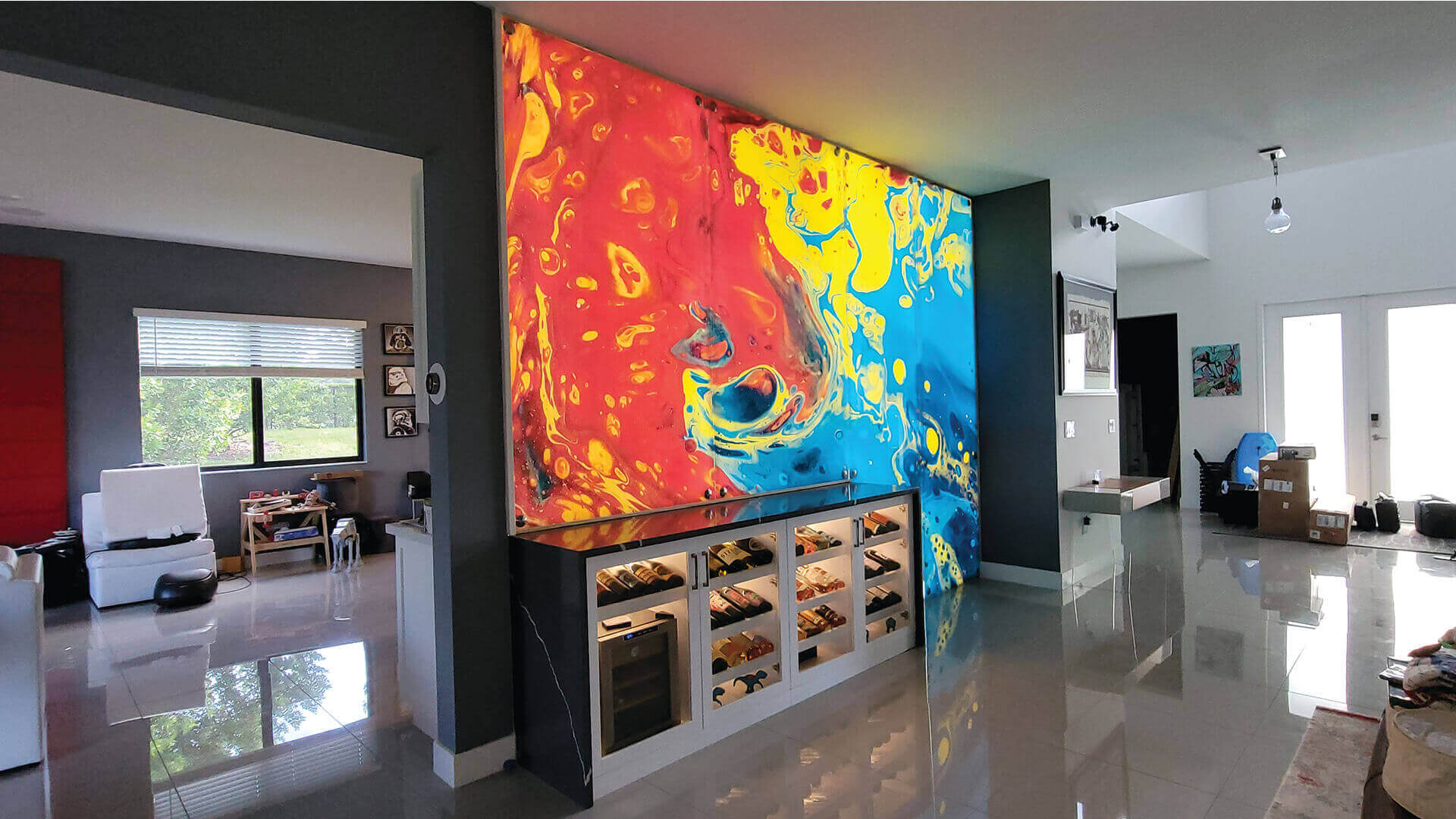 Feature Wall Website Image