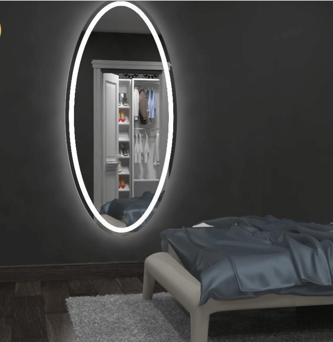 floating mirror 1